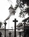 Countryside church, Pohlen (Adox Ortho 25)